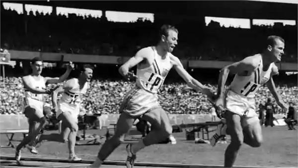 three gold medalist at melbourne olympics sprinter morrow passed away
