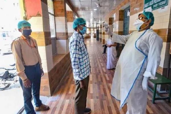 coronavirus lucknow 79 positive cases discharge