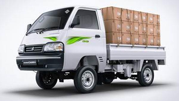 maruti suzuki super carry bs6 cng launched in india
