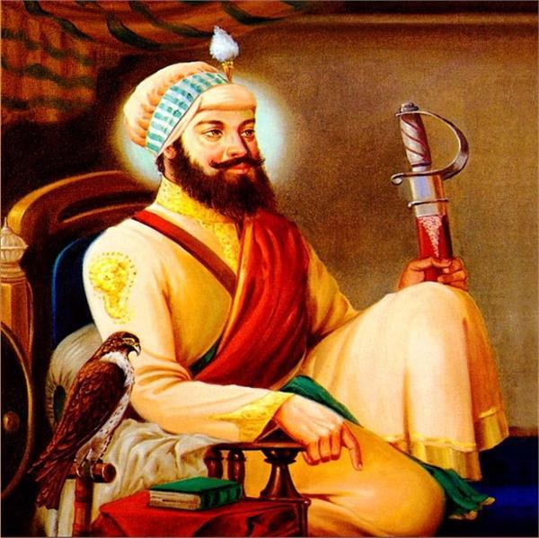 shri guru hargobind singh ji  gurgaddi diwas