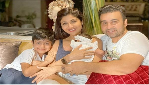shilpa shetty become mother of daughter to surrogacy