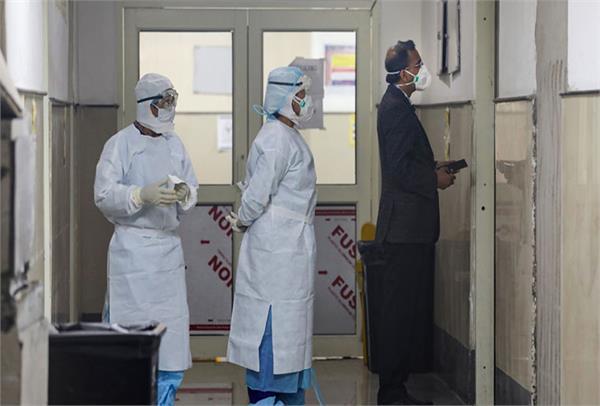 corona virus  amritsar  patient