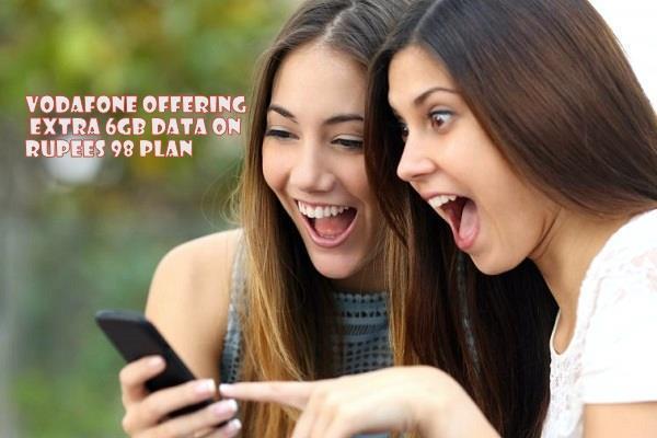 vodafone offering extra 6gb data