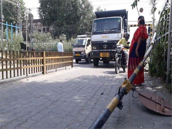 jalandhar curfew railway station tanda fatak accident