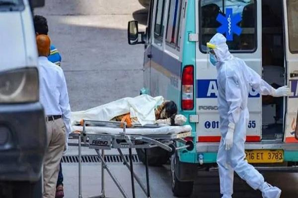 corona virus patients cross 5000 in gujarat