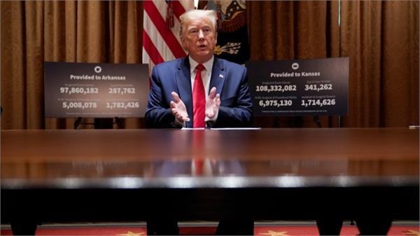 us donald trump white house