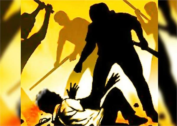 domestic disturbance  son in law  assaulted  goniana