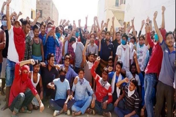 bhavanigarh  migrant workers