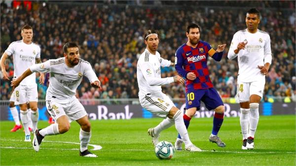 la liga confirms resumption of season from june 11
