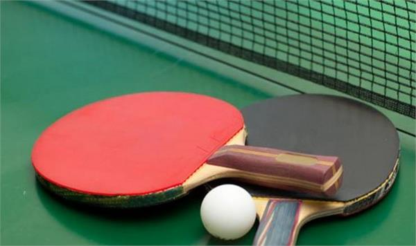 table tennis playertakema saarkar finally returns from spain on may 31
