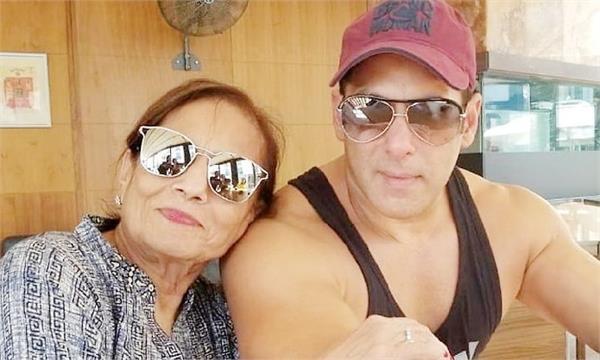 salim khan talks about the bonding between salman khan and his mother
