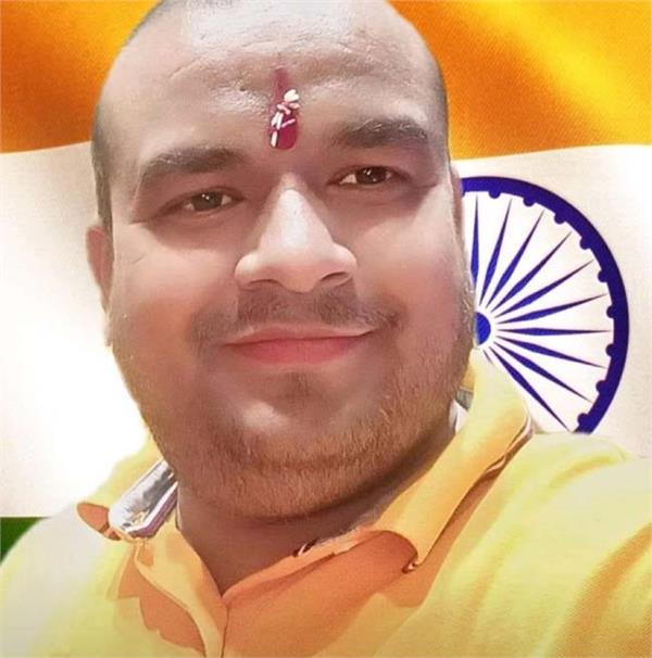 sushil sharma jalandhar bjp president