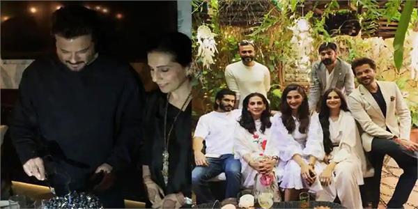 anil kapoor wedding anniversary sunita kapoor