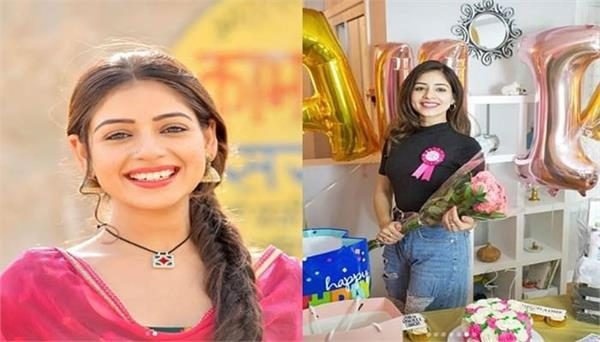 sufna star actress tania shared her birthday celebration videos
