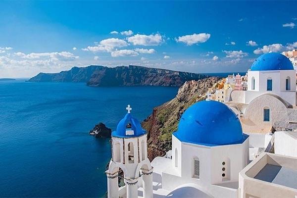 greece  islands  tourists