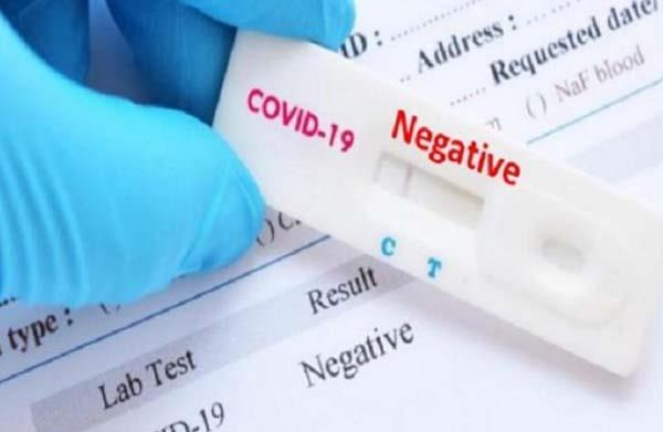 coronavirus kapurthala report negative