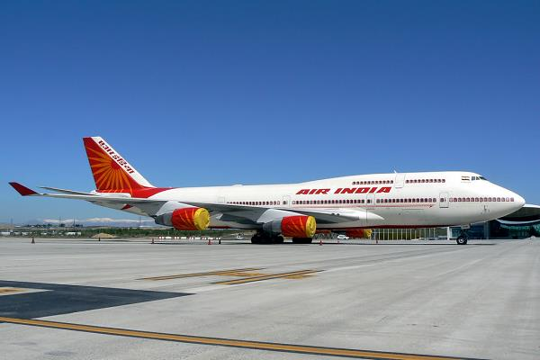 air india pilot corona infected delhi moscow flight recalled
