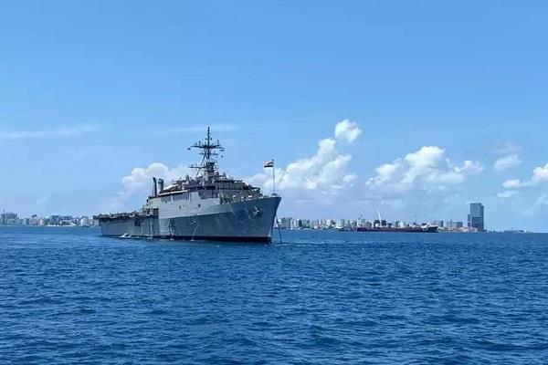 maldives ins jalashwa