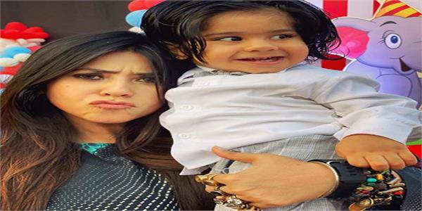 ekta kapoor jokes about her son  s long hair during lockdown  calls him   radhe