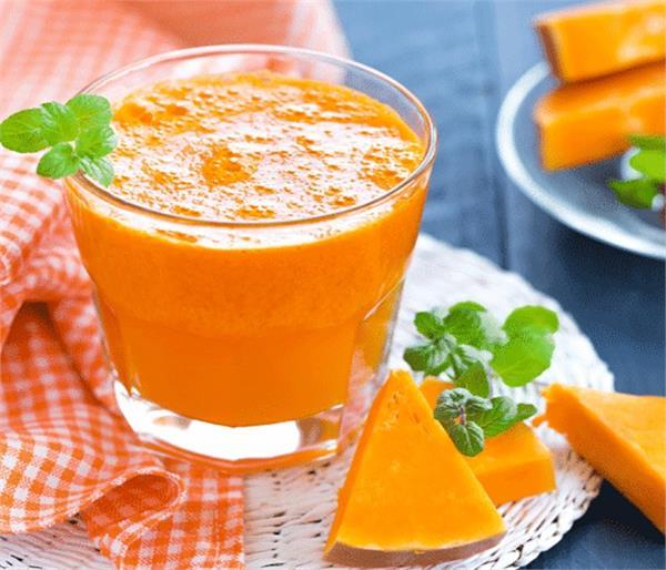 blood pressure  pumpkin juice  benefits