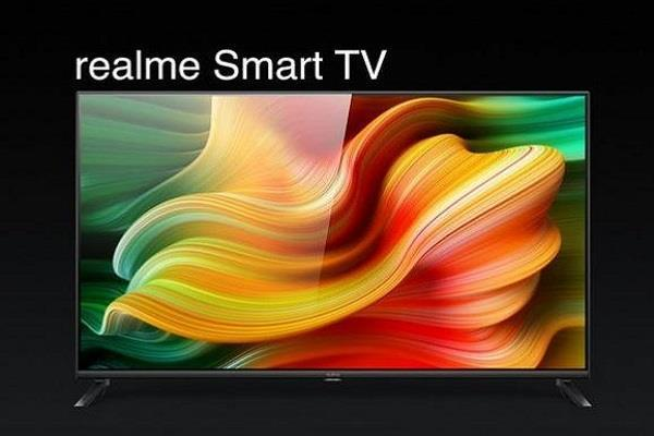 realme smart android tvs launched in india