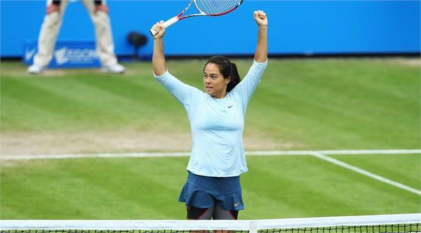 jamie hampton said goodbye to professional tennis