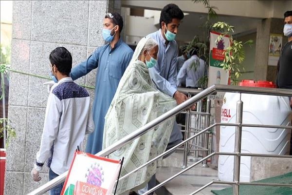 pakistan  new cases
