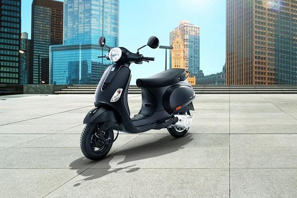 most affordable vespa launched with bs6