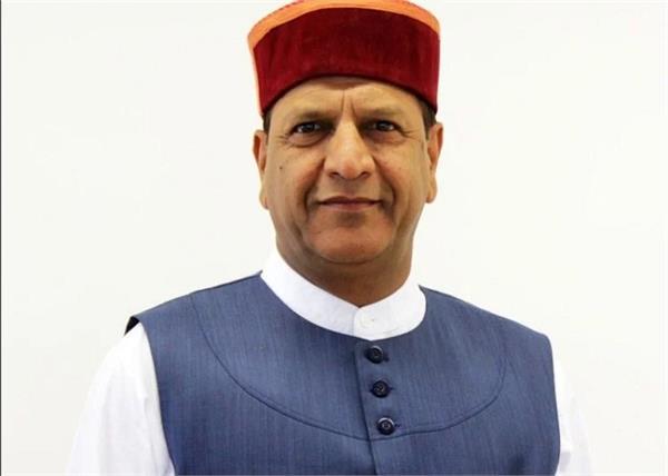 himachal bjp president dr rajiv bindal resign
