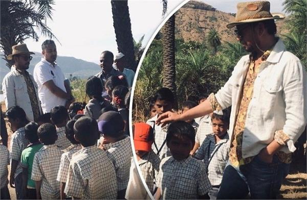 irrfan khan son babil share old pictures farmhouse with school kids