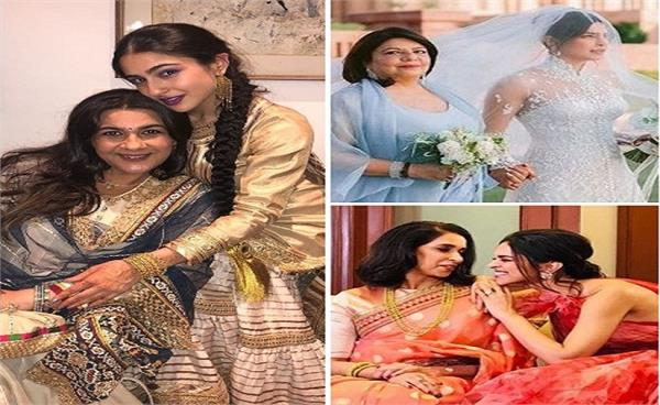 bollywood actresses on mothers day