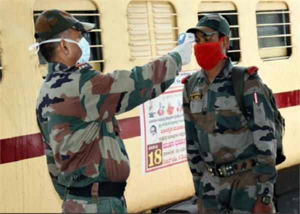 11 bsf personnel test covid 19 positive in last 24 hours
