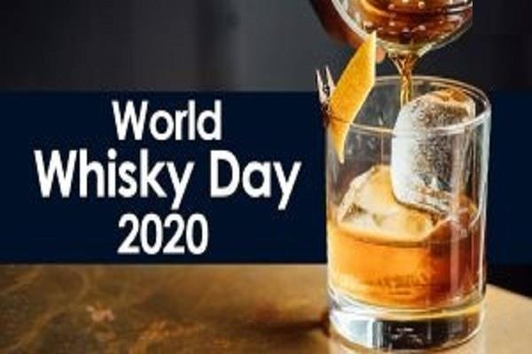 world whiskey day wine lovers