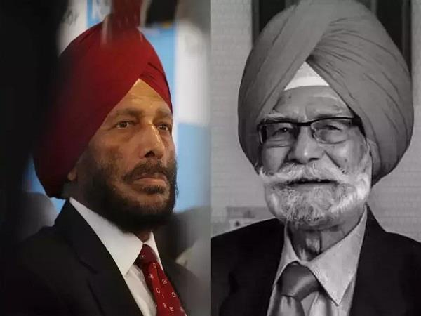 after dhyanchand the legendary hockey player was balbir sing senior milkha singh