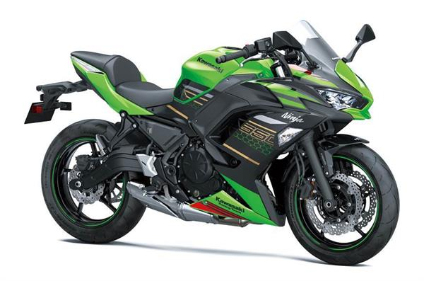 bs6 kawasaki ninja 650 launched in india