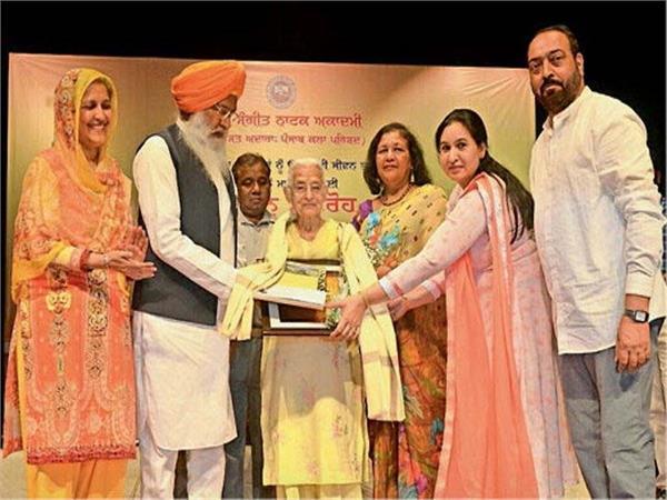 famous actress uma gurbakhsh singh