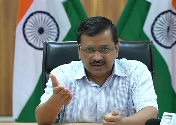 why didn  t kejriwal say a word against dealing with the corona disaster