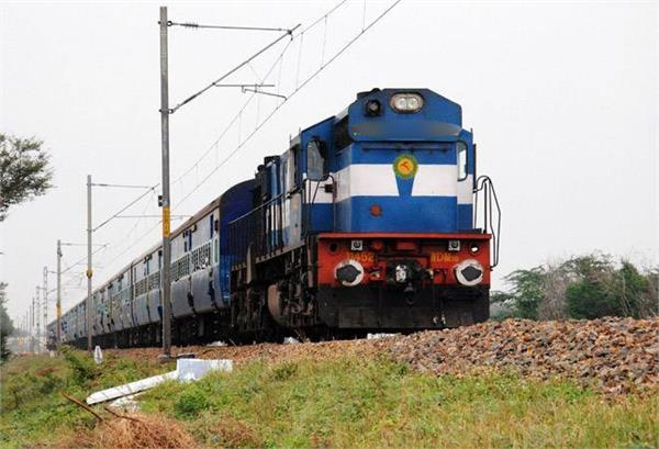the train will run on the railway track after 70 days