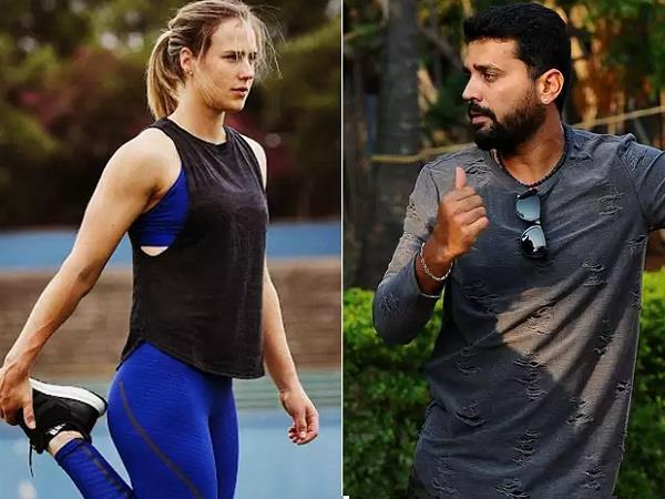 this beautiful cricketer agreed to go on a date with murali vijay