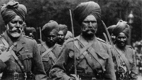 uk marks world war ii end with tributes to thousands of indian martyrs