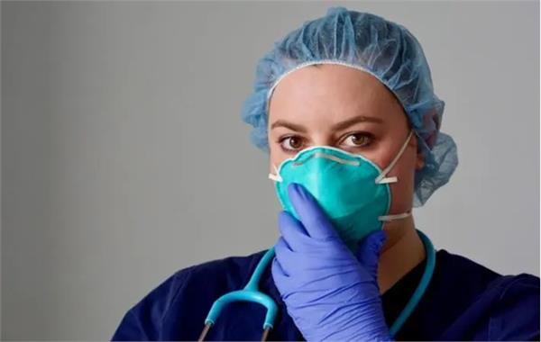 applying ppe kits causes serious damage to the skin  study