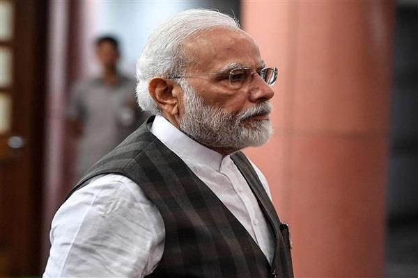 pm modi holds high level meeting with cds rawat and nsa doval on china issue