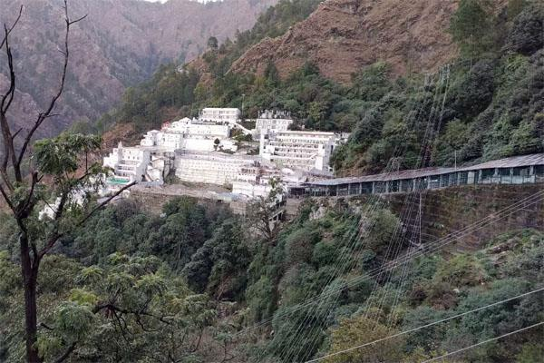 decision to open vaishno devi yatra will be taken after review of mha orders