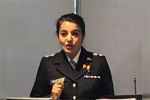 indian origin female officer compromise scotland yard racial discrimination