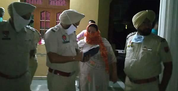 phagwara in husband and wife murder