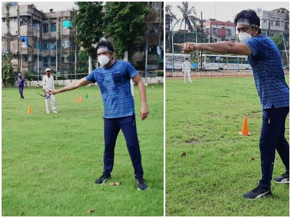 cricketers   training begins in bengal