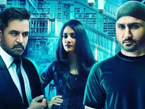 harbhajan shared a poster of his film friendship