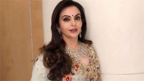 nita ambani included in the global list of social workers