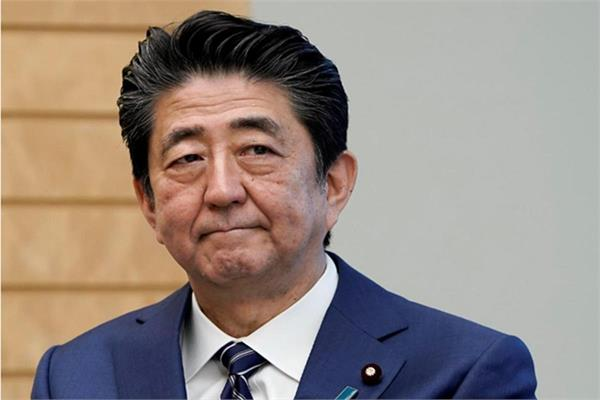 abe called for a referendum on changes to the constitution