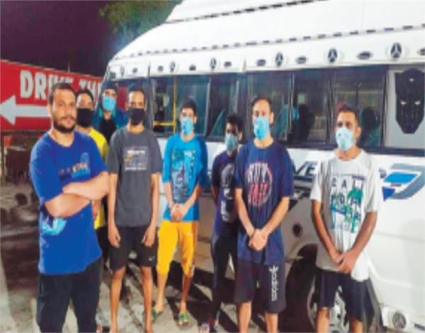 patiala dubai 9 youth homecoming sarbatt da bhala charitable trust